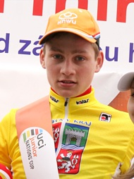 VAN DER POEL Mathieu (NED) - Winner of 1st stage of 42nd CdlPJ.