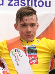 PEDERSEN Mads (DEN) - Winner of 2nd A stage of 42nd CdlPJ.