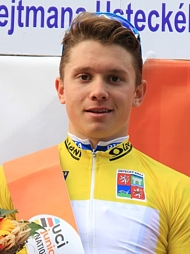 ROSTOVTSEV Sergey (RUS) - The winner of the 1st stage.