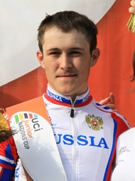 KULIKOVSKIY Aleksandr (RUS) - The winner of the 2nd B stage.