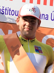 PEDERSEN Rasmus (DEN) - The winner of the 1st stage.
