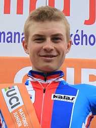 VACEK Karel (CZE) - The winner of the 3rd stage.