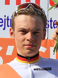 MAYRHOFER Marius (GER) - The winner of the 2nd B stage.